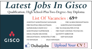 UAE Jobs Archives - Page 2 of 13 - Dubaijobz