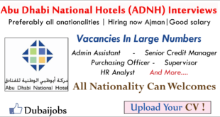 UAE Jobs Archives - Page 3 of 13 - Dubaijobz